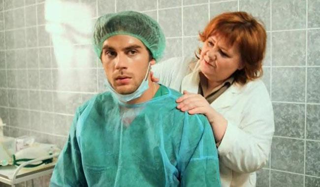 земский доктор возвращение актеры и роли