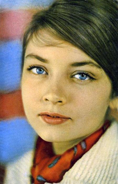 жанна болотова фото в молодости